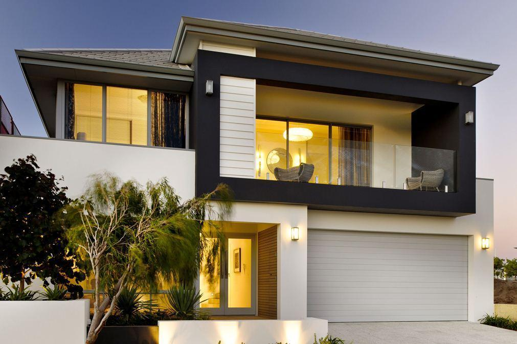 2 Storey Narrow Lot Home Builders Perth In Vogue