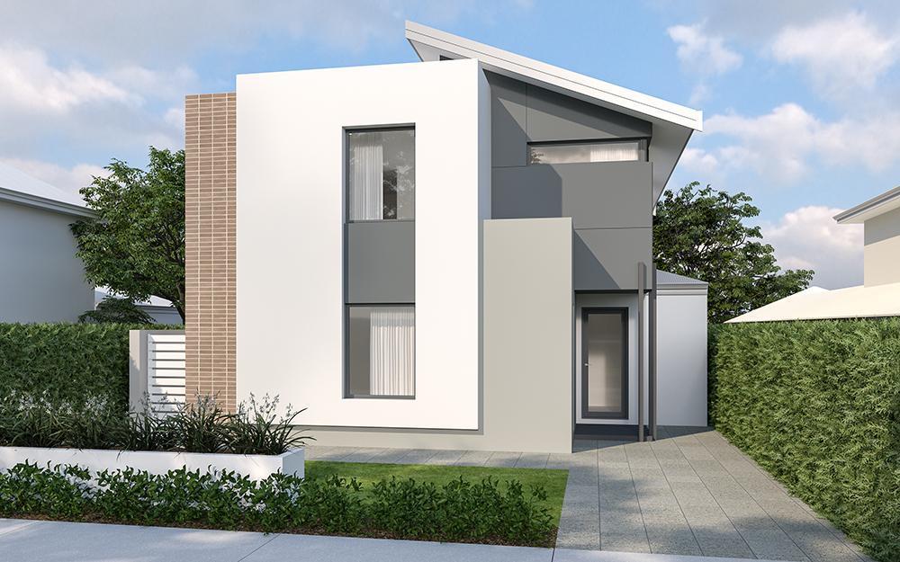 InVogue 2 Storey Narrow Lot Home - The Schumacher