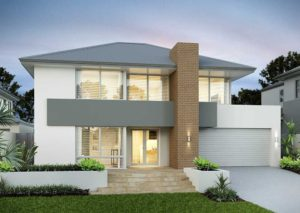 The Ricciardo 2 storey design by InVogue