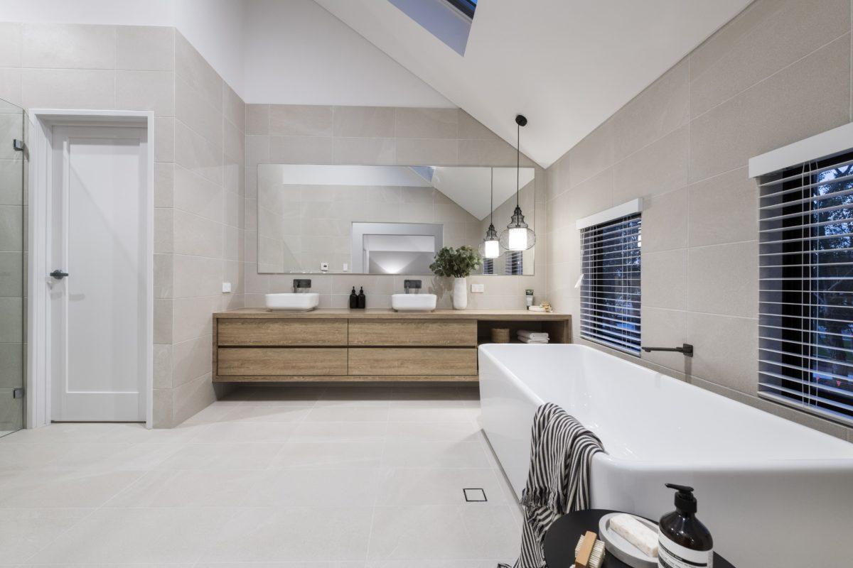 Perth builder inspirational ensuite InVogue two storey designs