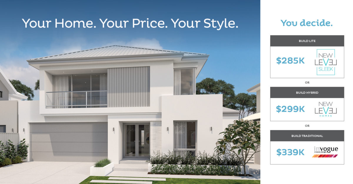 Your Choice Range InVogue and New Level