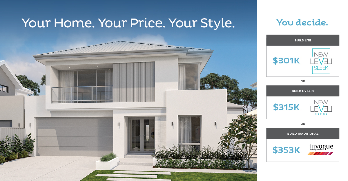 Your Choice Tiffany Banner New Level Homes